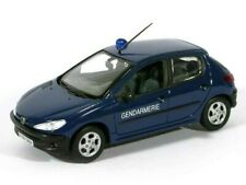 Peugeot 206 Gendarmerie NOREV