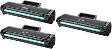 3 x Compatible NON-OEM MLT-D1042S Blak Toner MLT-D1042S/ELS For Samsung SCX-3205