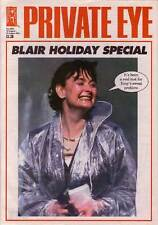 PRIVATE EYE 1034 - 10 - 23 Aug 2001 - Cherie Blair - BLAIR HOLIDAY SPECIAL