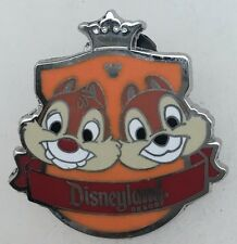 Disney Hidden Mickey Completer Chip and Dale Pin