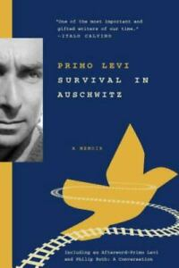 Survival In Auschwitz by Levi, Primo