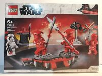 Lego Star Wars Elite Praetorian Guard Battle Pack Set 75225 Sealed/BNIB
