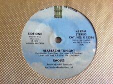 "THE EAGLES Heartache Tonight 1979 UK 7"" vinyl single GOOD CONDITION"