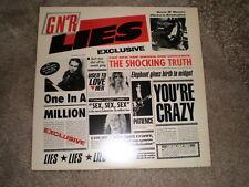 Guns N Roses LP Lies RECORD CLUB EDITION
