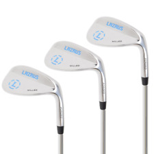 LAZRUS Premium FORGED Golf Wedges Set For Men - 52 56 60 Degree