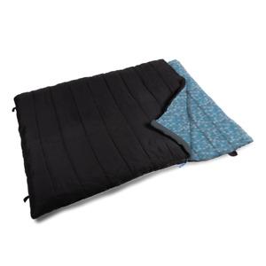 Kampa Kip Como - Double 3 Season Sleeping Bag - Ideal for camping