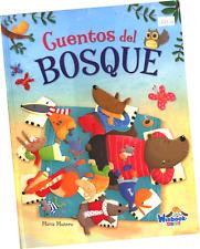 """LIBRO""""CUENTOS DEL BOSQUE"""", EN ESPAÑOL"""