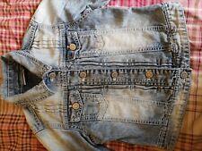 Girls Next Denim Jacket Age 9