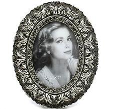 Fotorahmen Bilderrahmen Stand-Rahmen  Barockrahmen Galerie Foto Antik Silber