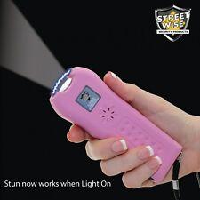 # 1 Ranked Ladies Back To School Stun Gun 21 Million Volt Rechargeable LED Flash