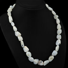 Superb Top Selling 913.65 Cts Natural Untreated White Moonstone Beads Necklace