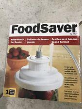 Food Saver Wide Mouth Jar Sealer