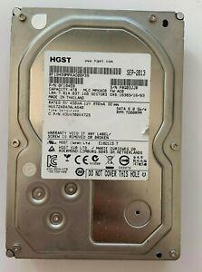 """Hitachi  4TB 7200RPM SATA 6GB/s 3.5"""" Internal Hard Drive 0F19459"""