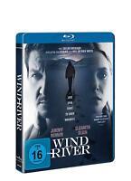 Wind River [Blu-ray/NEU/OVP] Thriller von Taylor Sheridan mit Jeremy Renner, Eli