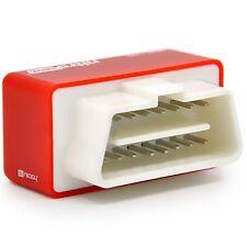 Nitro OBD2 Chip Tuning Box Performance Werkzeug ECU Flasher für Diesel Cars Rot