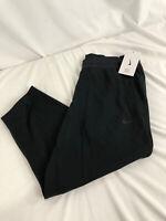 NEW Nike Yoga Dri-fit Mens 3/4 Pants Black CI9652-010 Sz Large Authentic