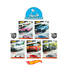 Hot Wheels Car Culture Modern Classics Complete Set 1-5