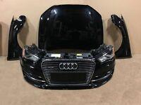 Audi A3 8V e-Tron LED Scheinwerfer Stoßfänger Motorhaube Kotflügel Kühler Lüfter