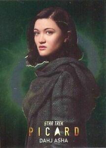 Star Trek Picard Season 1 Cast Of Picard CP10 Dahj Asha Rittenhouse Rewards