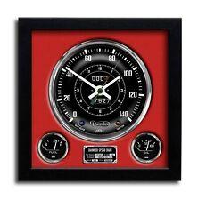 More details for daimler sp250 dart classic speedometer wall clock perfect gift handmade