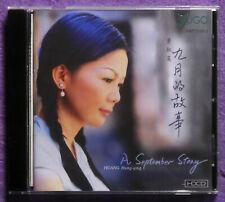 HUANG HONG-YING a September Story RARE Orig.2003 Hong Kong HRP 7243-2 Mint HDCD