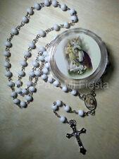 12 First Communion Girl Favors Christening Rosary Primera Comunion Recuerdos