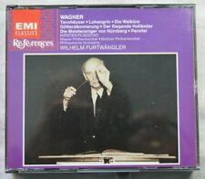 """Wagner : Operating Extracts"" Furtwangler Audio CD Box Set"