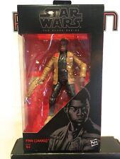 "Finn (Jakku) 6"" Action Figure Star Wars Force Awakens The Black Series No. 01"