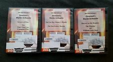 Lot of 3 John Stark Bellamy II DVDs Cleveland's Murder & Disaster True Crime