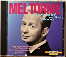 CD Mel Torme Swingin on the Moon Love Me or Leave Something's Gotta Give CLEAN!
