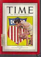 Time Magazine Mel Patton August 2, 1948