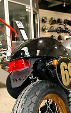 License plate holder for KAWASAKI W650 and W800
