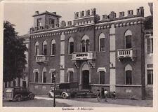 * GABIANO - Il Municipio 1954