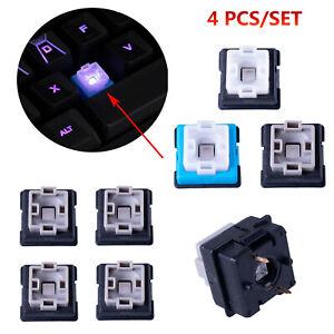 4PCS Romer G-Switch Button Key For Logitech G810 910 413 513 Pro Keyboard Switch