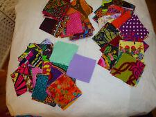 3.5 in (approx. 8.89 cm) Die Cut cuadrados para patchwork y artesanía. paquetes De Algodón. 100.