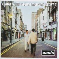 OASIS (what's the story) morning glory? (CD, Album) Indie Rock, Brit Pop, Rock,