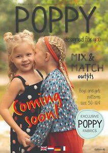 Poppy Zeitschrift, Magazin, Edition / Ausgabe 16