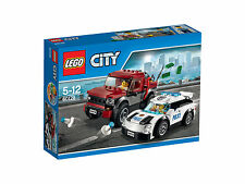 LEGO City Police 60128 Police Pursuit / Chase the Crook, Crack the Safe Play set