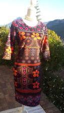 Boho 3/4 Sleeve Petite Dresses for Women