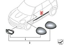 Genuine Mini Cooper Jcw R61 Cooper S All4 Set Trim Strip Side Right 51149810754