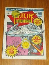FUTURE TENSE #10 MARVEL BRITISH WEEKLY 7 JANUARY 1981 STAR TREK
