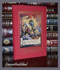 Rip Van Winkle by W. Irving Illustrated by N.C. Wyeth New Cloth Bound Hardcover