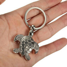 Lovely Sea Turtle Keyring Keychain Classic 3D Pendant Key Bag Chain Creative c