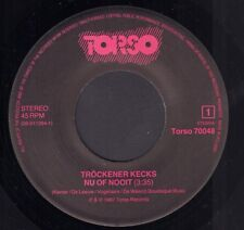 "TRÖCKENER KECKS – Nu Of Nooit (1972 VINYL SINGLE 7"" HOLLAND)"