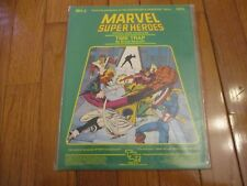 Marvel Super Heroes Time Trap
