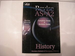 AS and A2 History: Study Guide by Michael Scaiffe 2011 REVISION FREE P&P