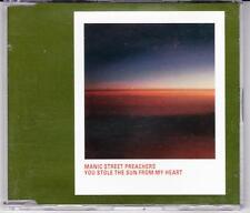 MANIC STREET PREACHERS (OZ 5 TRACK CD 1999)  YOU STOLE THE SUN  - AUSTRALIA