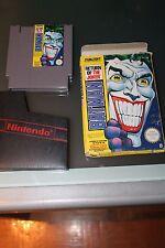 Batman Return of The Joker para Nintendo NES Sun Soft con Caja Original