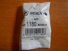 Charbon moteur BOSCH  2.607.014.002 ( ASEIN ref 1180 )