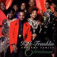 KIRK FRANKLIN - CHRISTMAS - CD - Sealed